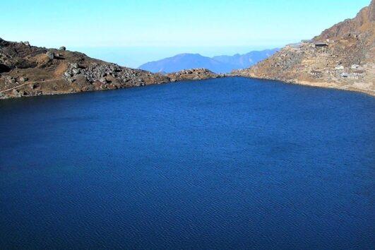 Gosainkunda pilgrimage lake