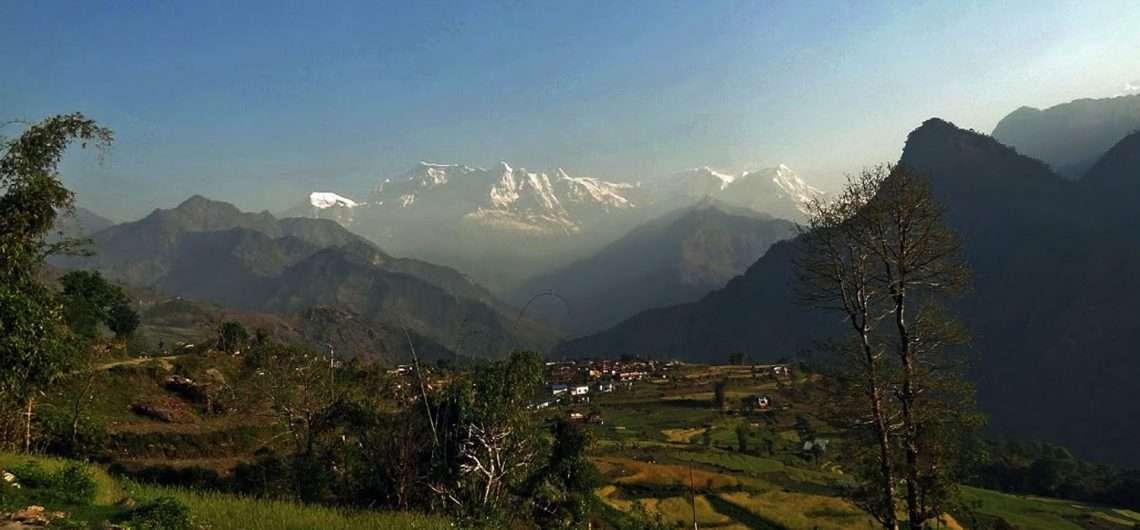 Guerrilla Trail Trek Nepal