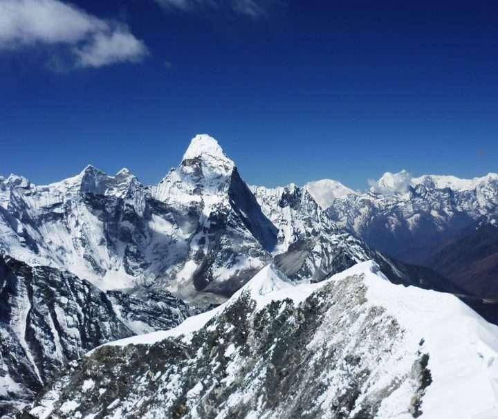 Island Peak Everest Base Camp Trek