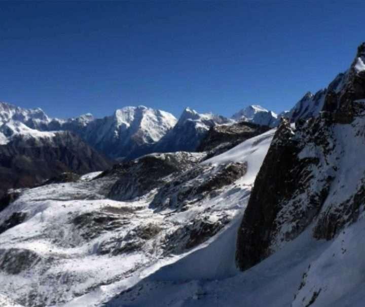 Naya Kang Peak Climbing