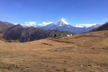 Ganesh Himal Ruby Valley Trek