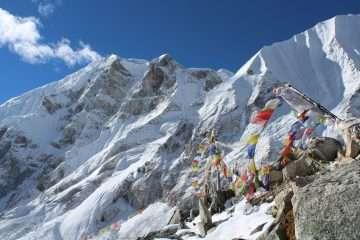 Larkya Peak Climbing