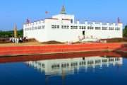 Lumbini-birth place of buddha