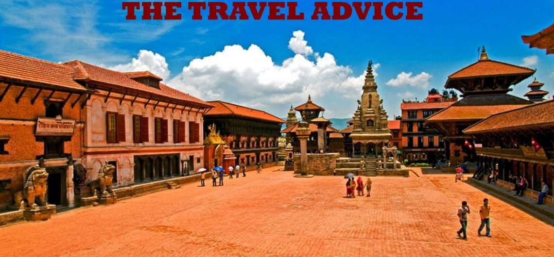 The Travel advice to Nepal