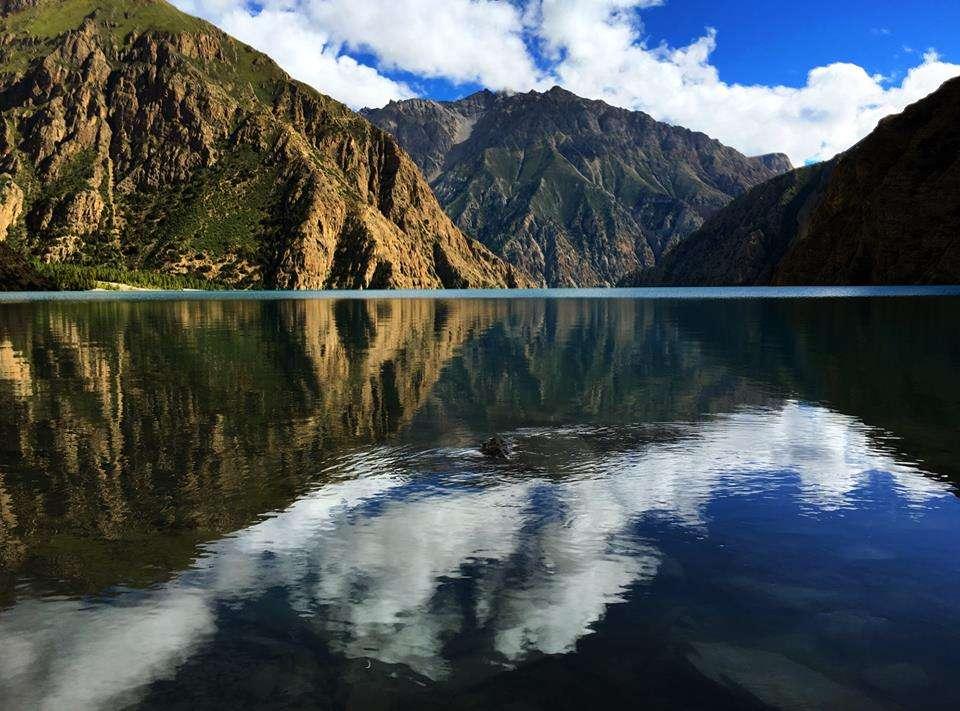 Phokundo lake dolpa nepal
