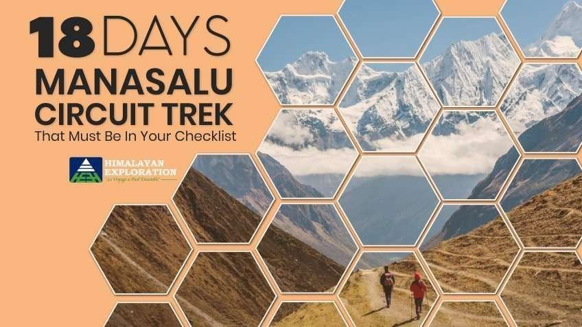 Manaslu Circuit trek