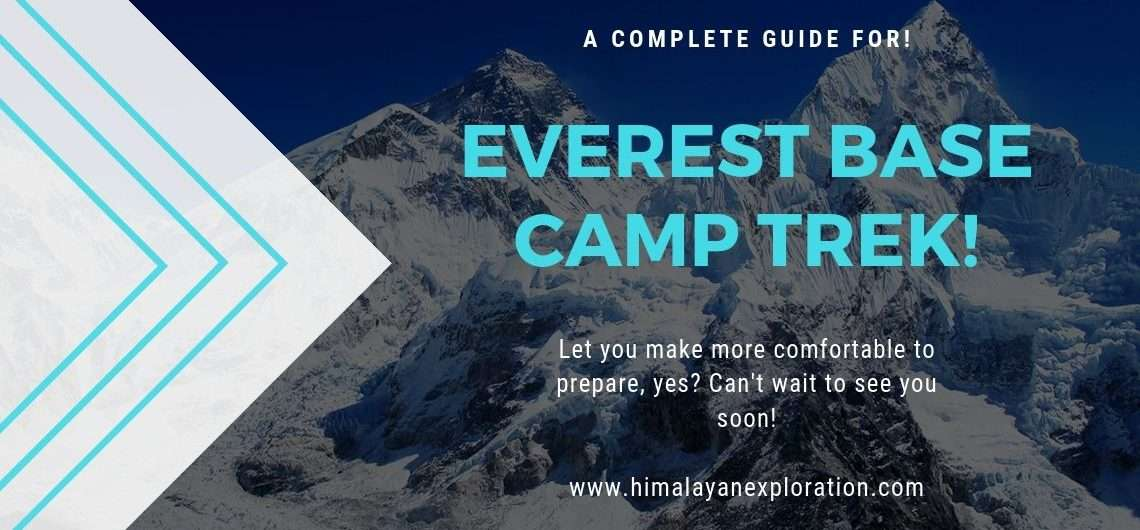 Everest Base Camp/EBC Trek