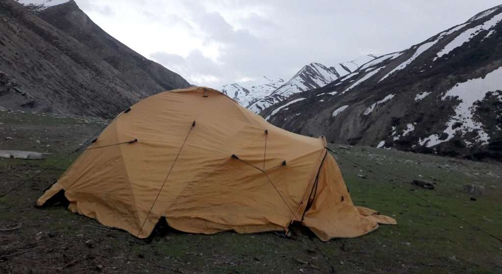 Amazing camping experience in Upper Dolpo Trek