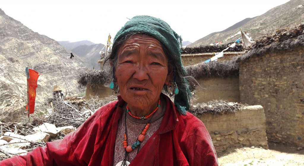 Local people of dolpo