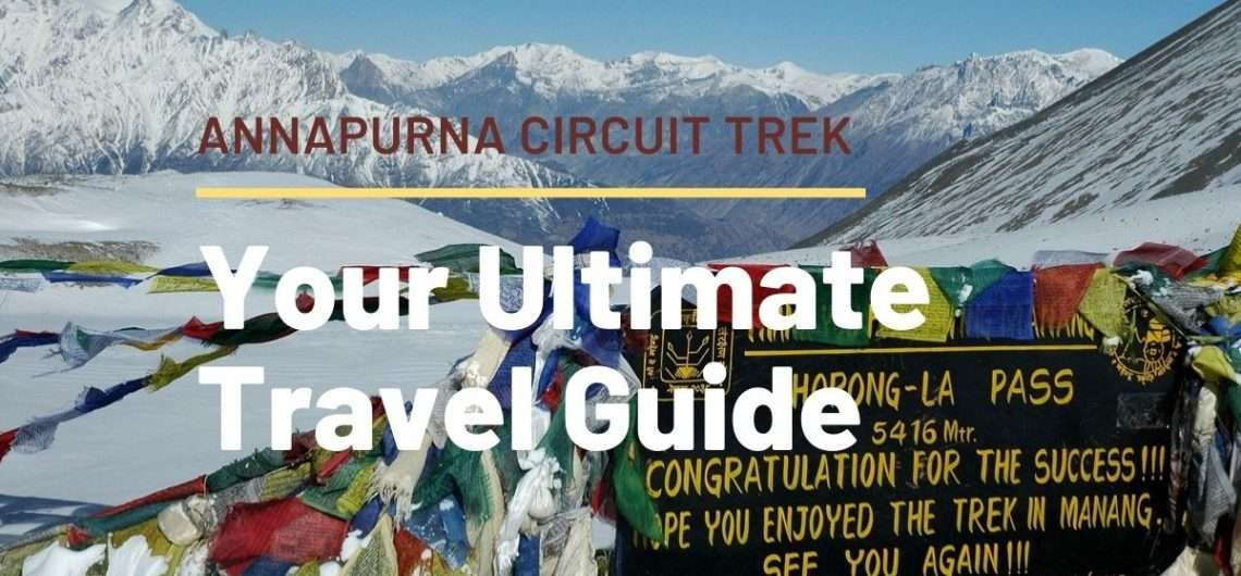 About Annapurna Circuit Trek