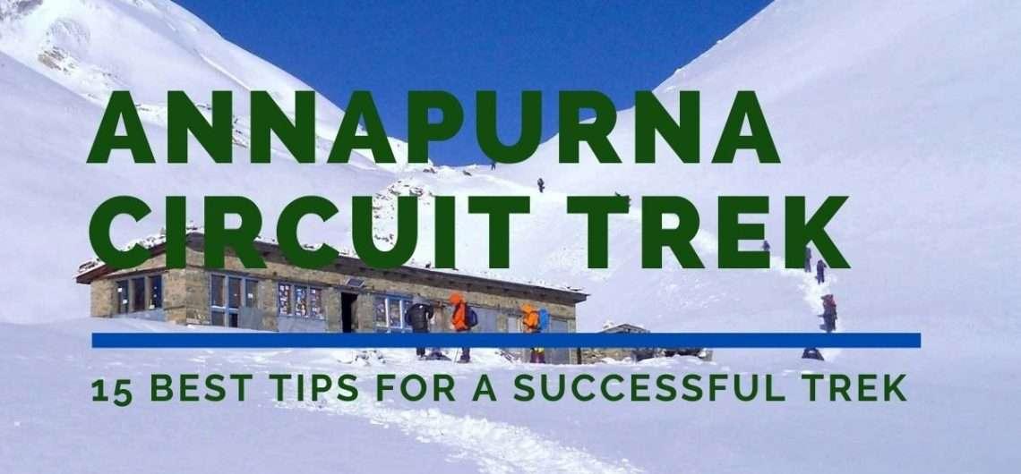 Tips for Annapurna Circuit Trek